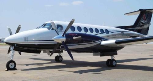 1997 King Air 350