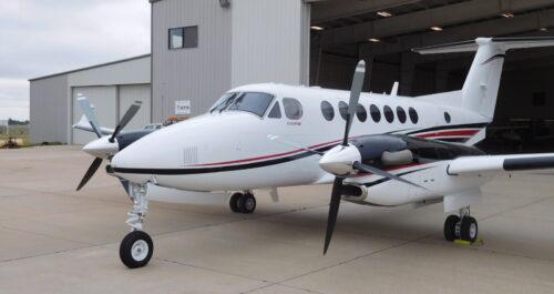 2012 King Air 350i