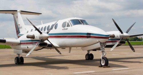 1996 King Air 350