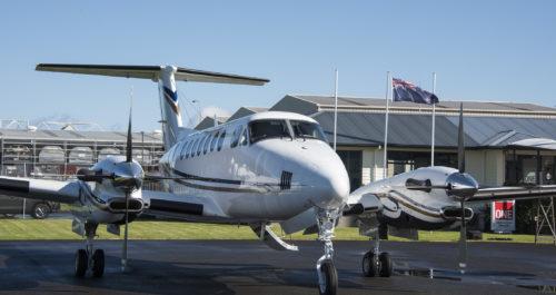 2005 King Air 350