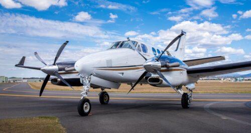 2015 King Air C90GTx